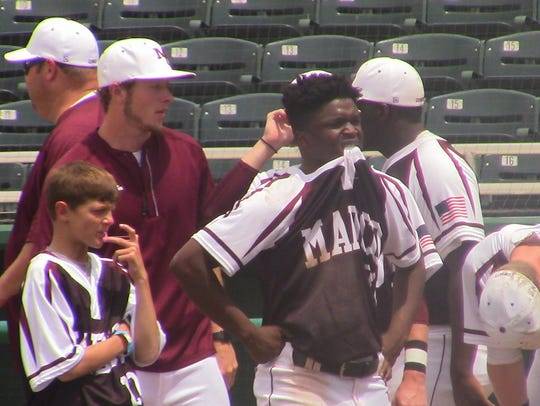 Madison County players react to a 4-0 loss to Port