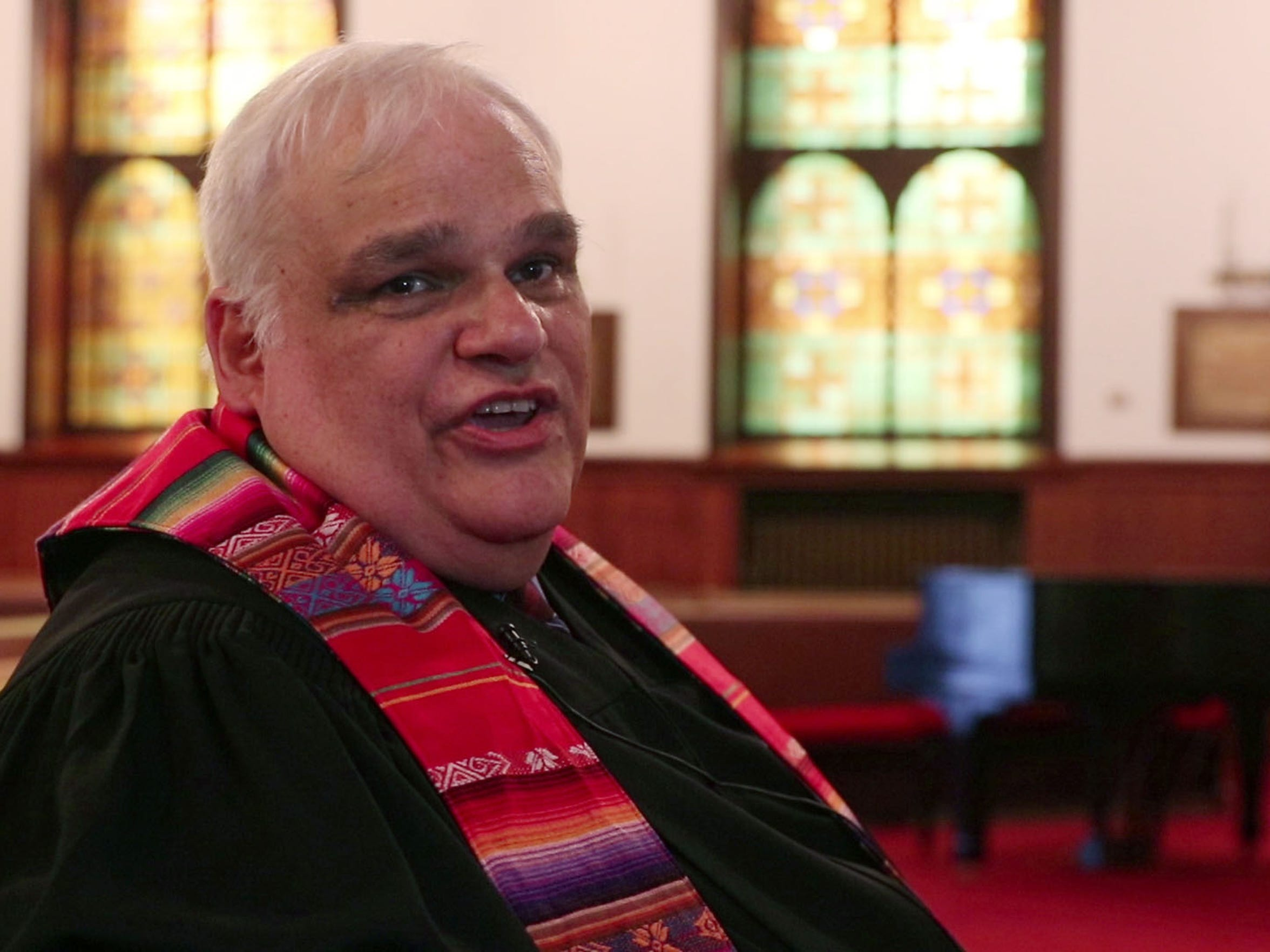 Pastor Rick LaFever talks about the church and its