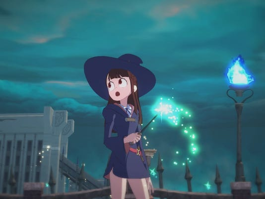 My Little Witch Academia: Chamber of Time, for PS4 and PC.