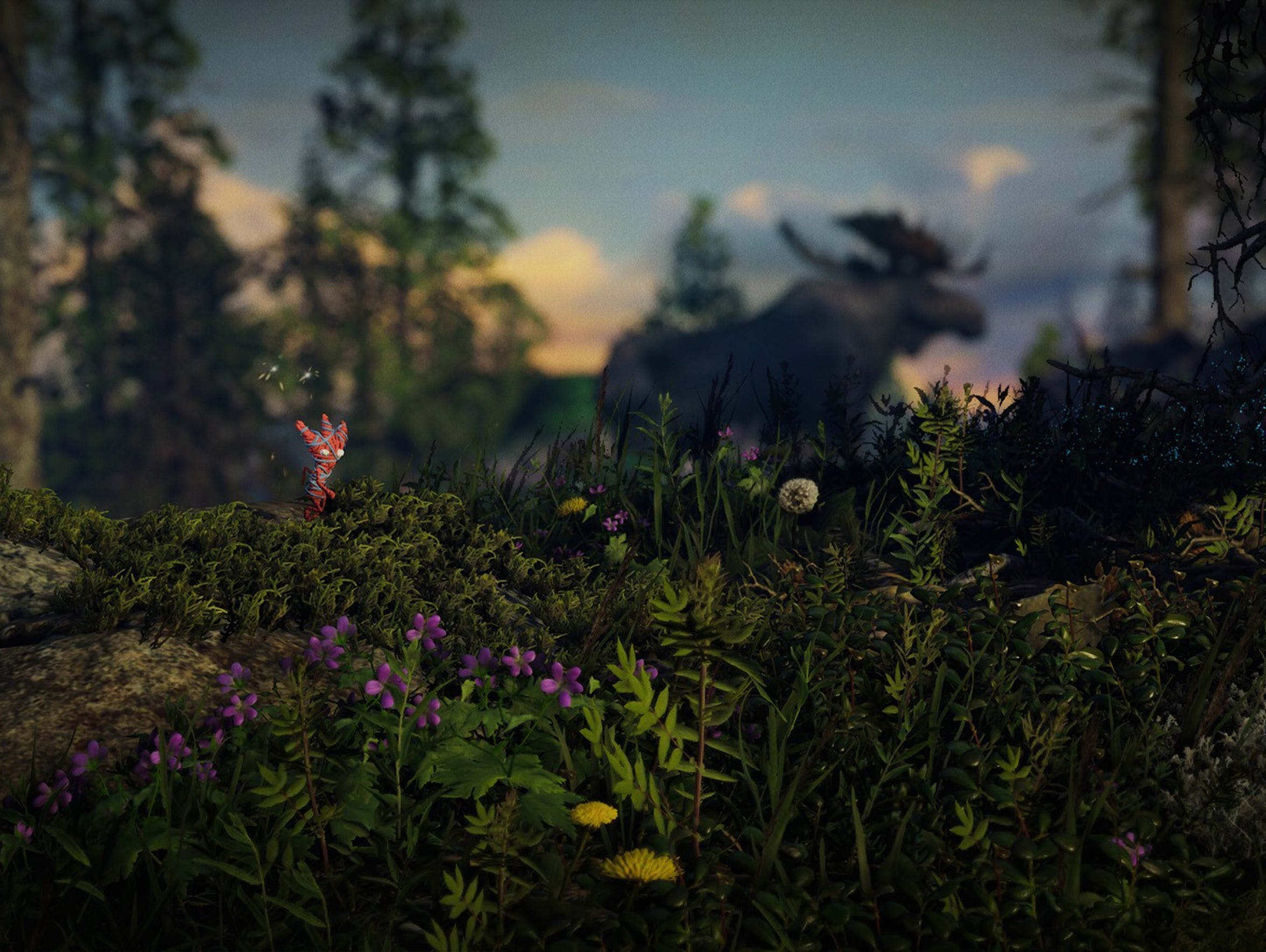 Unravel 2 for PC, PS4 and Xbox One.