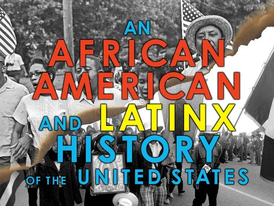 "Paul Ortiz, author of ""An African American and Latinx"