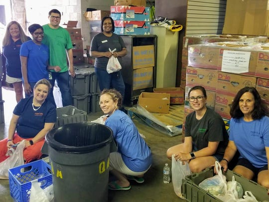 United Way of the Greater Clarksville Region holds a Day of Action.