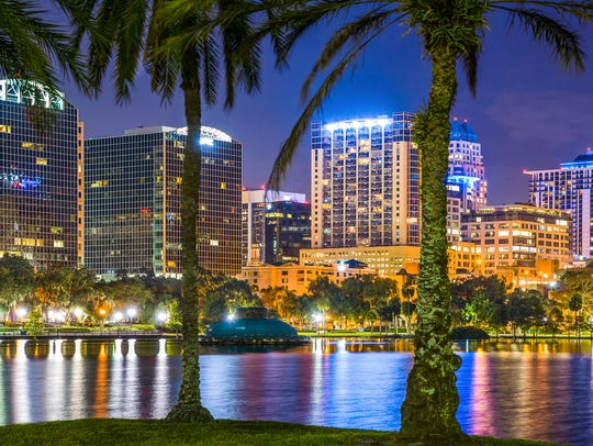 Orlando, Florida, is among the cheapest places to fly out of CVG for a last-minute vacation.
