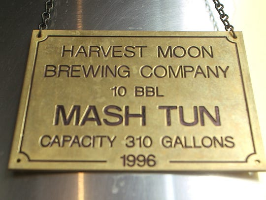 Harvest Moon Brewery and Cafe in New Brunswick is one
