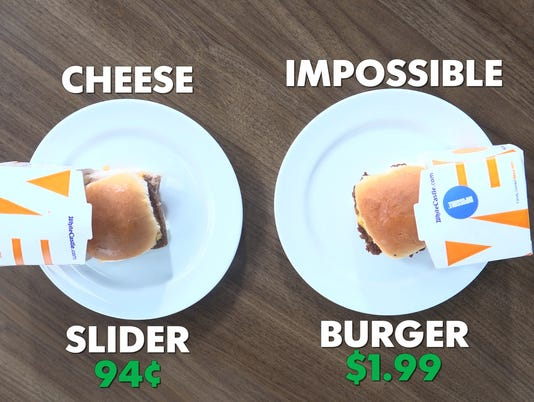 Impossible v. regular slider