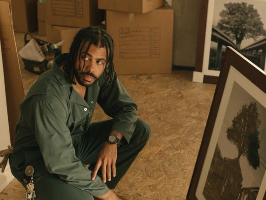 "Daveed Diggs stars in ""Blindspotting."""