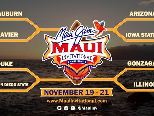 Iowa State vs. Arizona in Maui