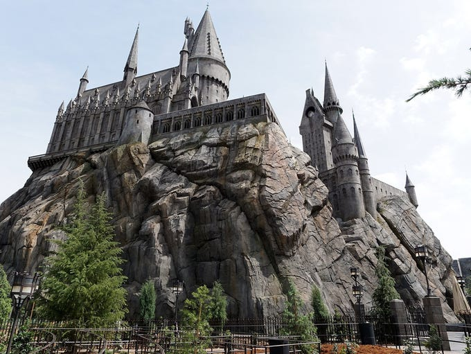 California — Universal Studios Hollywood: $109 to $129