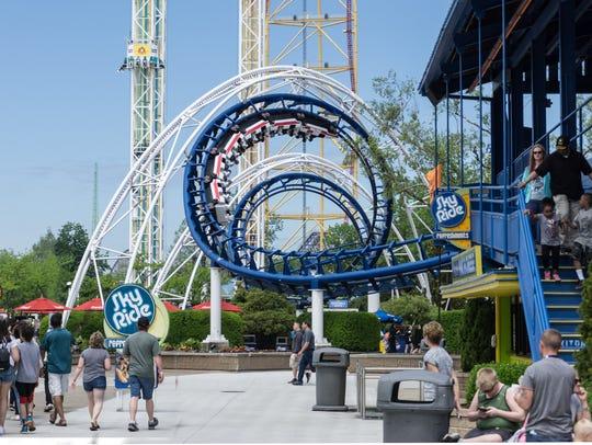 Ohio — Cedar Point: $147 for a season pass. Save 10
