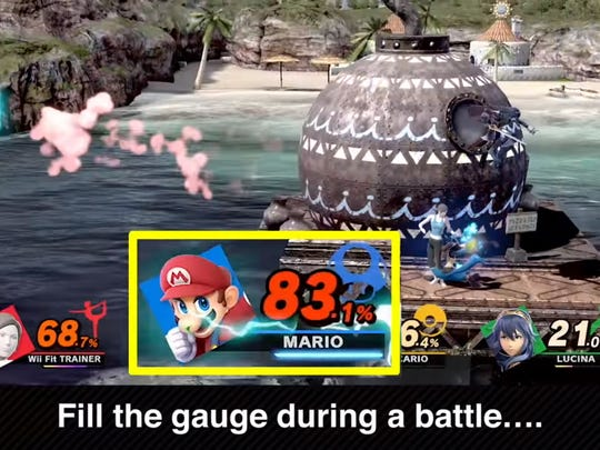 You now get the option to use a super meter for your Final Smash attack in Super Smash Bros. Ultimate on the Nintendo Switch.