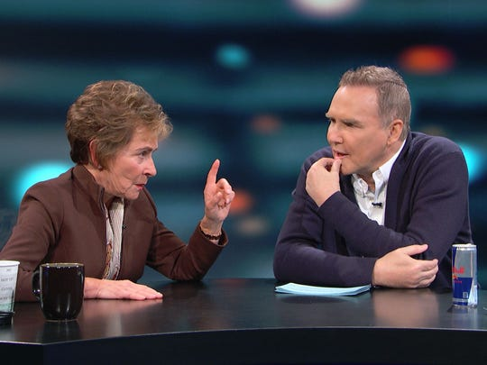Judge Judy is among Norm Macdonald's favorite guests