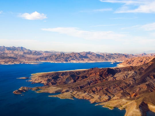 Lake Mead, part of the American Southwest's critical water supply, has been at historic lows in recent years.