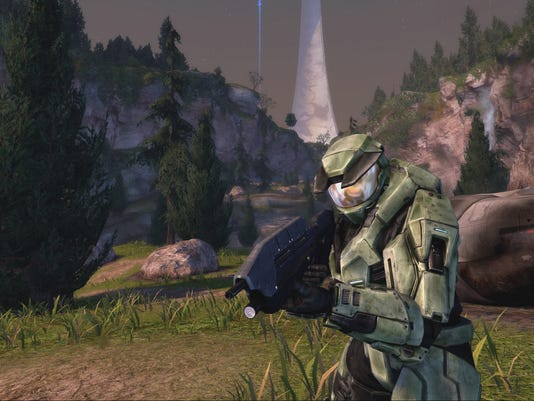 First-person memories of 'Halo' as a fledgling franchise