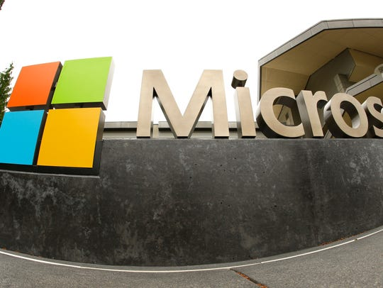 """Old tech"" stalwart Microsoft is becoming a force in cloud computing."