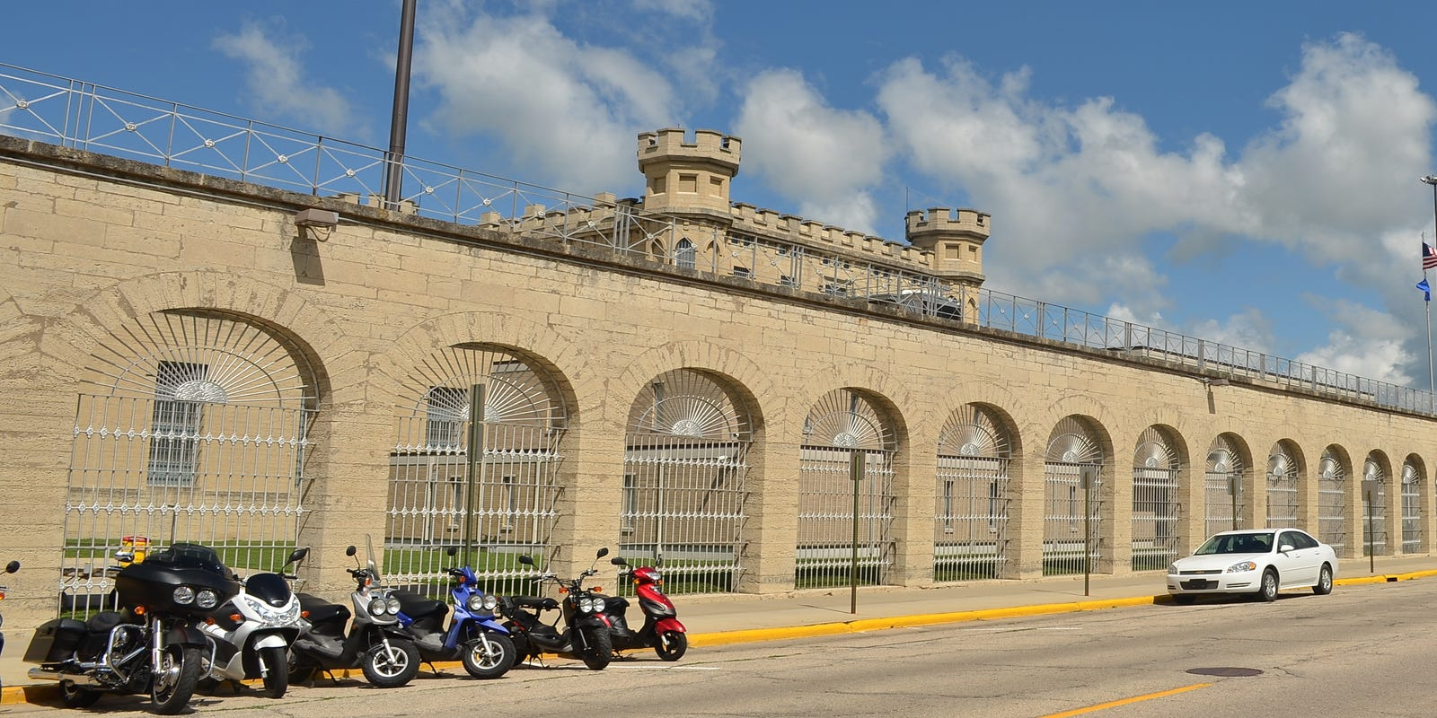 Ever wonder what a maximum-security prison is like? Read on