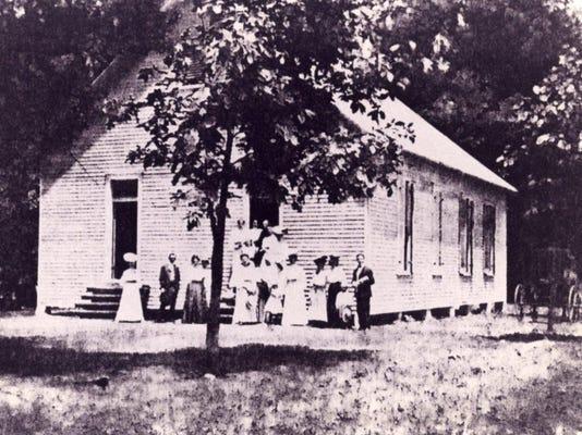 Christian Church, Dozier