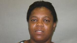 Police say Kizzy Nickerson on Jan. 29 threw a Molotov cocktail at the Indian Village home of former WDIV Local 4 newscaster Carmen Harlan, who retired in November after 38 years with the station.