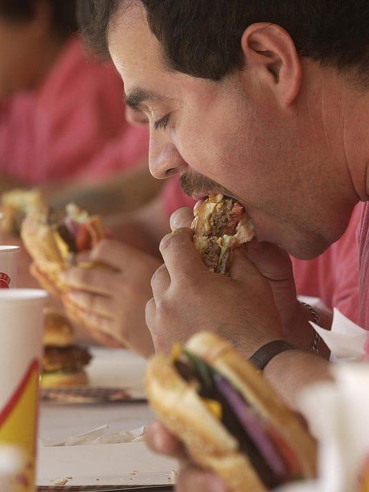 17th Annual Burger Fest at Seymour