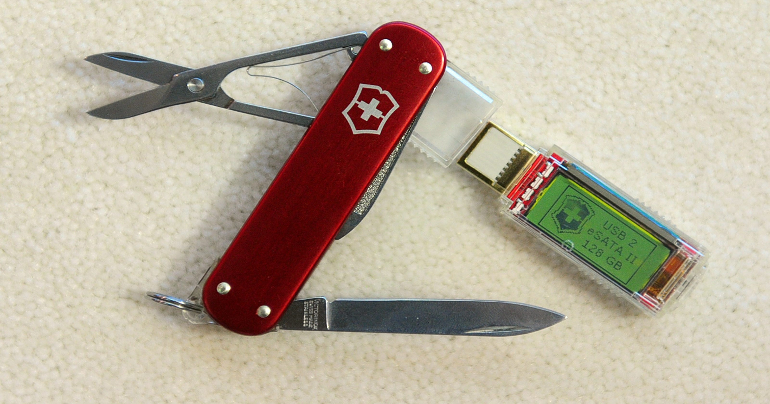 Swiss Army Knife Key To Navy Seals Survival Kit