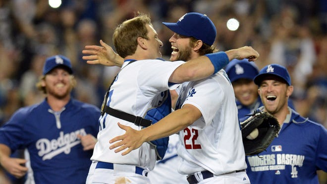 Clayton Kershaw became the second Dodger pitcher to toss a no hitter this season.