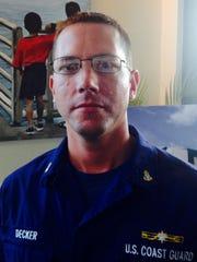 Coast Guard Chief Petty Officer Josh Decker said, if