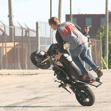 Motorcycles took over metro-area highways Saturday during the 12th annual Ride of the Century.