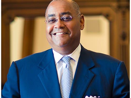 Former state Sen. Rodney Ellis