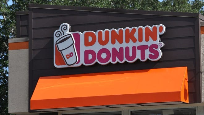 A Dunkin' Donuts location in Rockledge will offer free coffee May 5-10.