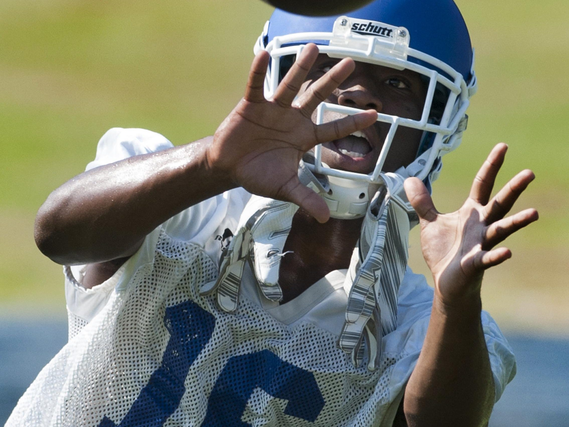 Adreain Johnson and Sidney Lanier look to reverse their past fortunes.