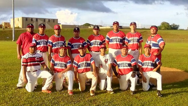 Barrigada Crusaders team photo