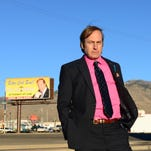 'Better Call Saul': Coming to a bench near you later this year.