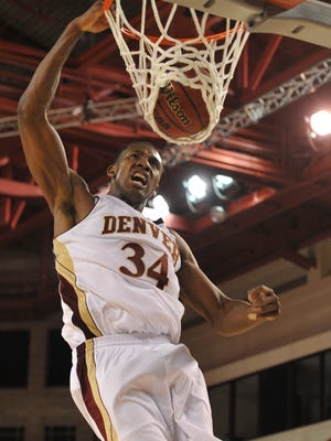Denver Pioneers forward Chris Udofia is one of the best mid-major players in the country.