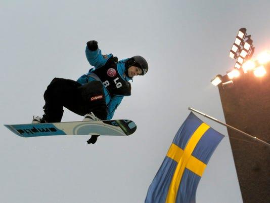 AP SWEDEN SNOWBOARD S SNO SWE