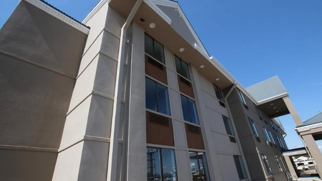 The former Holiday Inn Express at 504 W. Commerce in Brownwood is being renovated and will reopen as a Best Western Plus.