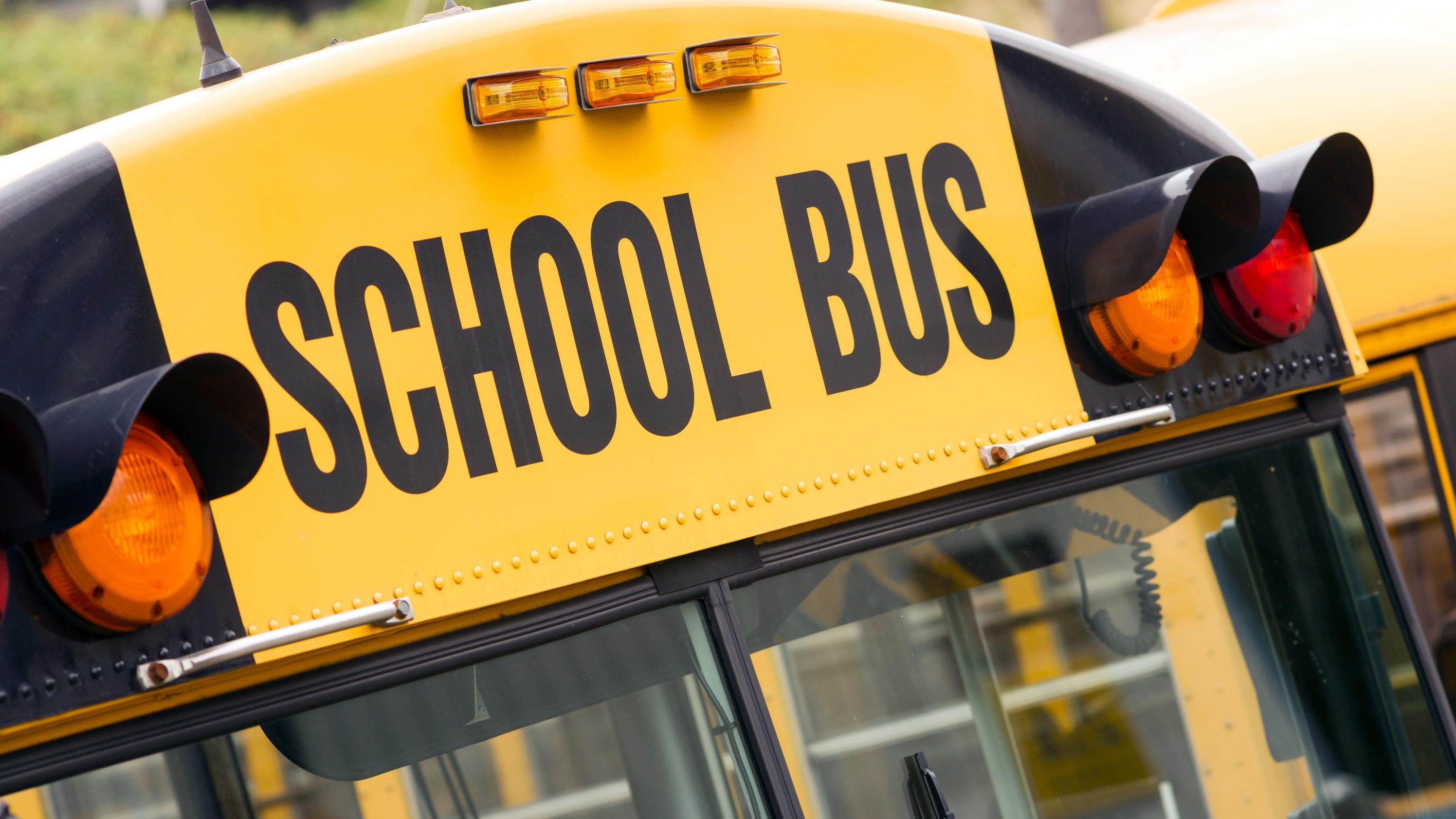 Transgender high school students kicked off school bus