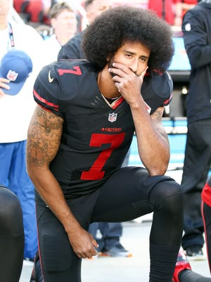 Colin Kaepernick remains unsigned.
