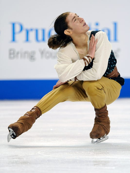 2015 Prudential U.S. Figure Skating Championships - Day 4
