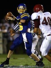 C.J. Beathard played his high school football at Battle