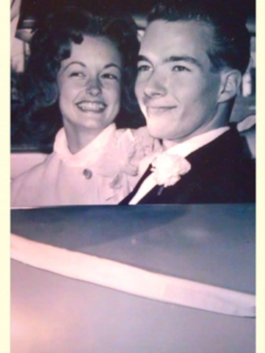 Engagements: Dewey Shobe & Judy Shobe