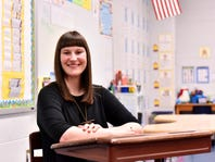 2019 Educators Who Make a Difference: Cayce McManis