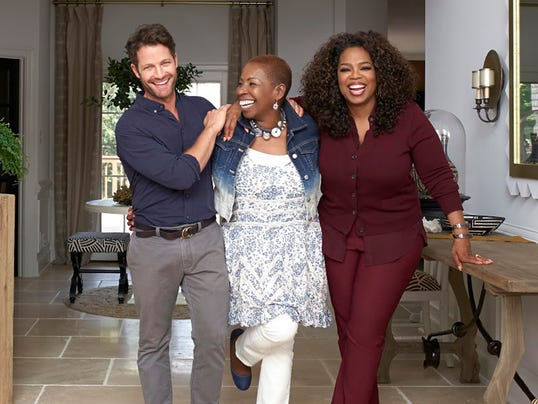 For Iyanla Vanzant, a new home helps mark a new life