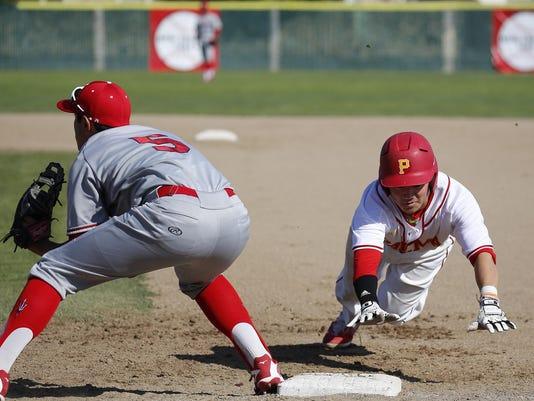 CCS Baseball: Palma vs. San Benito