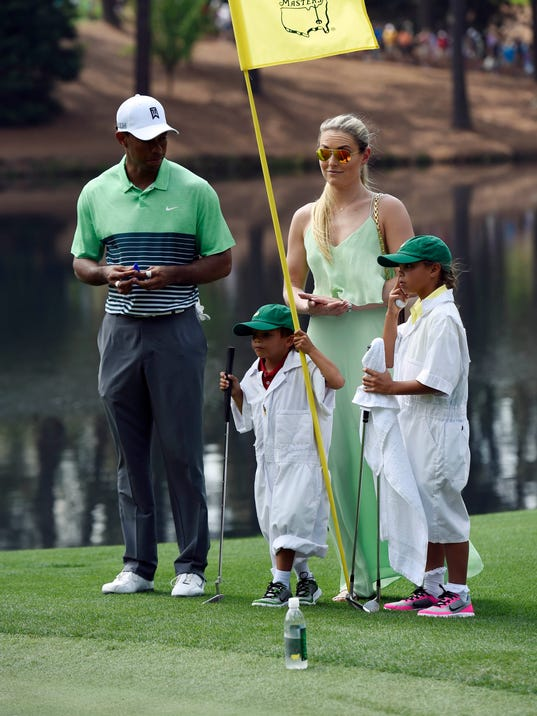 tiger woods plays extra