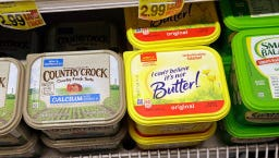 An Ohio based dairy has sued Wisconsin over its ban on ungraded butter.