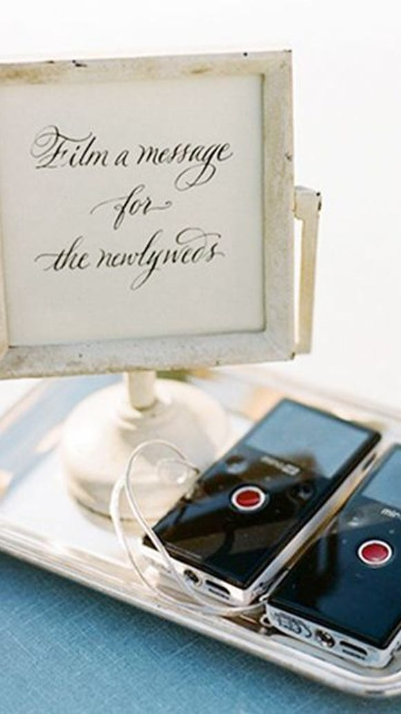 Guest Book Video Messages