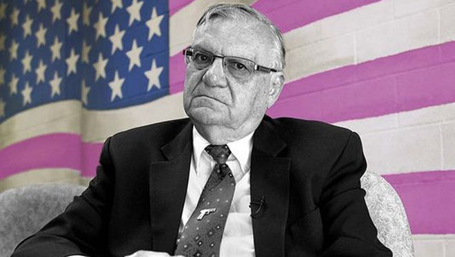 Sheriff Joe Arpaio is suing the president to stop his executive order on immigration.
