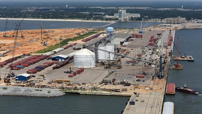 The Port of Gulfport