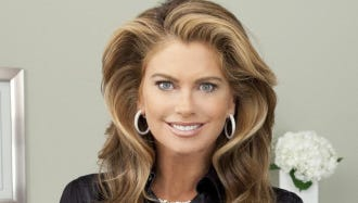 Kathy Ireland is expected to be in Wilmington, Del. on April 16, 2015 at an event to honor successful women.
