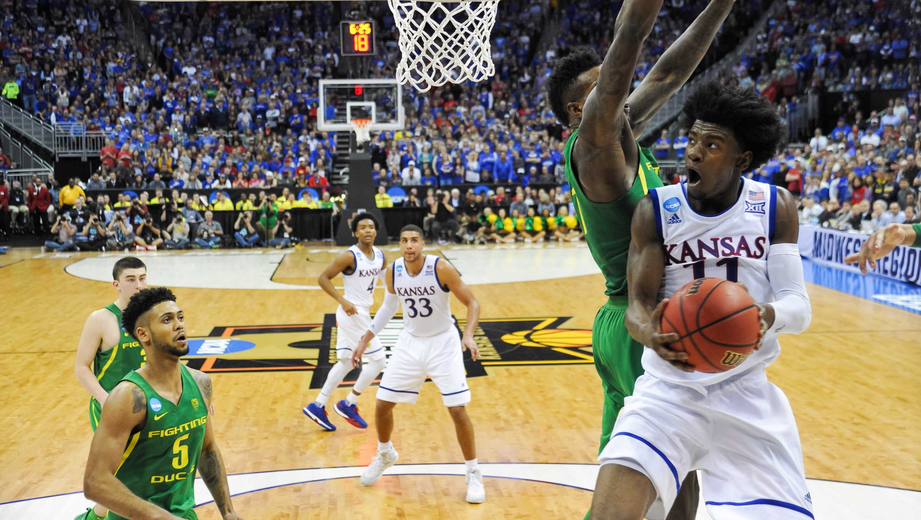 Final NBA mock drafts: Suns zero in on Josh Jackson?