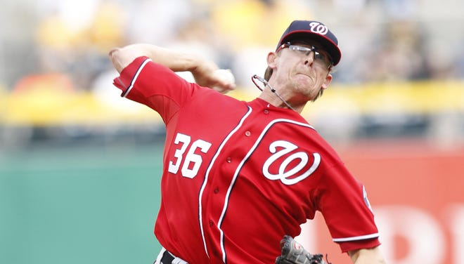 Since 2010, Tyler Clippard has pitched 356 times with a 2.61 earned run average.